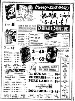 Northwest Arkansas Times from Fayetteville, Arkansas on May 15, 1952 · Page 11