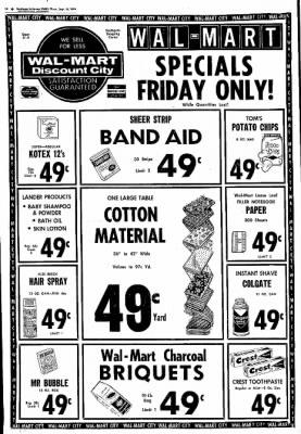 Northwest Arkansas Times from Fayetteville, Arkansas on September 19, 1974 · Page 14