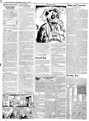 Northwest Arkansas Times from Fayetteville, Arkansas on June 5, 1952 · Page 4