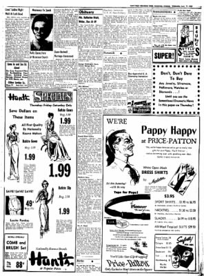Northwest Arkansas Times from Fayetteville, Arkansas on June 11, 1952 · Page 3
