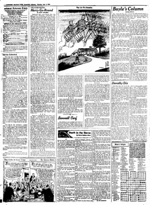 Northwest Arkansas Times from Fayetteville, Arkansas on July 3, 1952 · Page 4