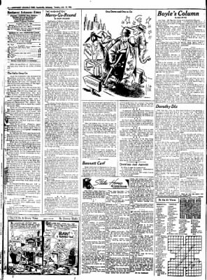 Northwest Arkansas Times from Fayetteville, Arkansas on July 15, 1952 · Page 4