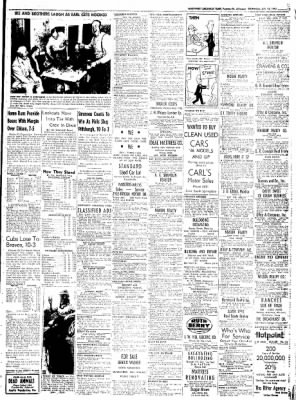 Northwest Arkansas Times from Fayetteville, Arkansas on July 16, 1952 · Page 15