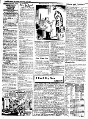 Northwest Arkansas Times from Fayetteville, Arkansas on August 1, 1952 · Page 4
