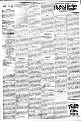 Logansport Pharos-Tribune from Logansport, Indiana on September 5, 1896 · Page 4