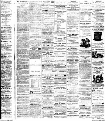 Morning Oregonian from Portland, Oregon on July 27, 1868 · Page 3