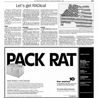 Pittsburgh Post-Gazette from Pittsburgh, Pennsylvania on October 1, 2004 · Page 149