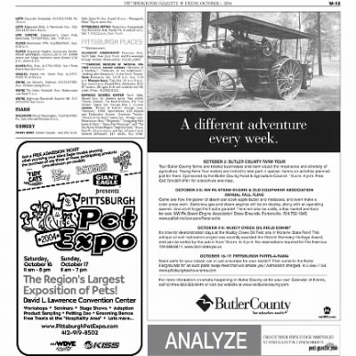 Pittsburgh Post-Gazette from Pittsburgh, Pennsylvania on October 1, 2004 · Page 159
