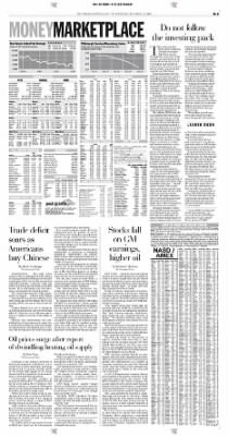 Pittsburgh Post-Gazette from Pittsburgh, Pennsylvania on October 15, 2004 · Page 45
