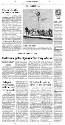 Pittsburgh Post-Gazette from Pittsburgh, Pennsylvania on October 22, 2004 · Page 6