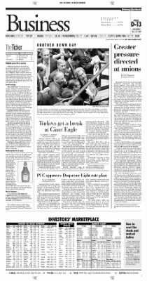 Pittsburgh Post-Gazette from Pittsburgh, Pennsylvania on October 23, 2004 · Page 65