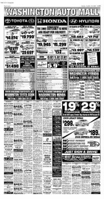 Pittsburgh Post-Gazette from Pittsburgh, Pennsylvania on October 24, 2004 · Page 69