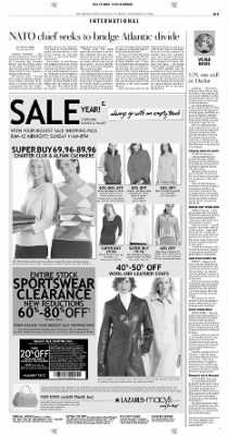 Pittsburgh Post-Gazette from Pittsburgh, Pennsylvania on November 12, 2004 · Page 5