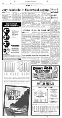 Pittsburgh Post-Gazette from Pittsburgh, Pennsylvania on November 24, 2004 · Page 18