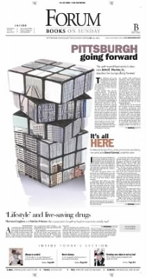 Pittsburgh Post-Gazette from Pittsburgh, Pennsylvania on November 28, 2004 · Page 19