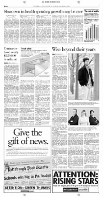 Pittsburgh Post-Gazette from Pittsburgh, Pennsylvania on December 2, 2004 · Page 48