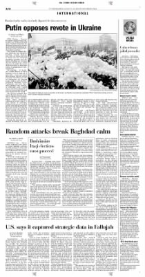 Pittsburgh Post-Gazette from Pittsburgh, Pennsylvania on December 3, 2004 · Page 10