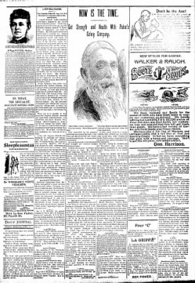 Logansport Pharos-Tribune from Logansport, Indiana on April 6, 1894 · Page 3