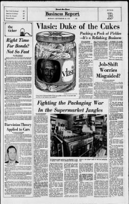 Detroit Free Press from Detroit, Michigan on September 30, 1973 · Page 19