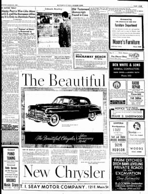 The Courier News from Blytheville, Arkansas on March 21, 1949 · Page 9